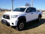 2010 Super White Toyota Tundra TRD Rock Warrior CrewMax 4x4 #27169210
