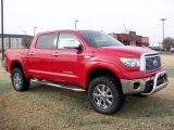 2010 Radiant Red Toyota Tundra CrewMax 4x4 #27169212