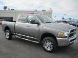 2010 Mineral Gray Metallic Dodge Ram 3500 SLT Crew Cab 4x4 #27169344