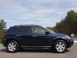 2006 Midnight Blue Pearl Nissan Murano SL AWD #27168786