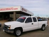 2006 Summit White Chevrolet Silverado 1500 LS Extended Cab #27169248