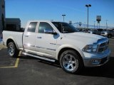 2010 Dodge Ram 1500 Laramie Quad Cab 4x4 Data, Info and Specs