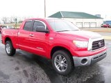 2007 Radiant Red Toyota Tundra SR5 Double Cab #27169263