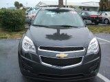 2010 Black Granite Metallic Chevrolet Equinox LS #27168813