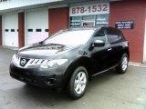 2010 Super Black Nissan Murano S AWD #27168705