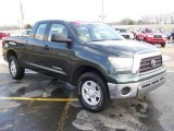2008 Timberland Green Mica Toyota Tundra SR5 Double Cab #27169286