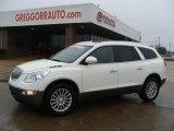 2009 White Opal Buick Enclave CXL #27169295