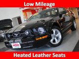 2007 Black Ford Mustang V6 Premium Coupe #27168941