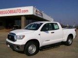 2008 Super White Toyota Tundra Double Cab #27169306