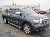 2007 Slate Metallic Toyota Tundra Limited CrewMax #27169417