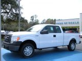 2010 Oxford White Ford F150 XL SuperCab #27168841