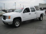 2008 GMC Sierra 2500HD SLE Crew Cab Data, Info and Specs