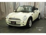 2007 Pepper White Mini Cooper Convertible #27168579