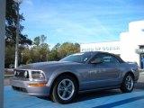 2006 Satin Silver Metallic Ford Mustang GT Premium Convertible #27168873