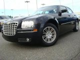 2008 Brilliant Black Crystal Pearl Chrysler 300 Touring #27168754