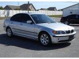 2004 Titanium Silver Metallic BMW 3 Series 325i Sedan #27168893