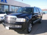 2007 Black Lincoln Navigator L Luxury 4x4 #27169005