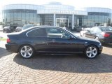 2005 Orient Blue Metallic BMW 3 Series 325i Coupe #27169713