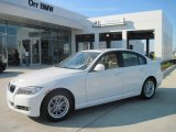 2010 Alpine White BMW 3 Series 328i Sedan #27169588