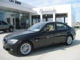 2010 Jet Black BMW 3 Series 328i Sedan #27169590