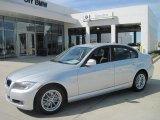 2010 Titanium Silver Metallic BMW 3 Series 328i Sedan #27169591