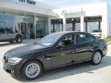2010 Jet Black BMW 3 Series 328i Sedan #27169592