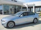 2010 Blue Water Metallic BMW 3 Series 328i Sedan #27169593