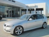 2010 Titanium Silver Metallic BMW 3 Series 335i Sedan #27169608