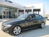 2010 Black Sapphire Metallic BMW 3 Series 335i Sedan #27169610