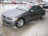 2009 Space Grey Metallic BMW 3 Series 328i Convertible #27169618