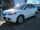 2010 White Diamond Pearl Acura RDX  #27169480