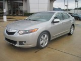 2010 Palladium Metallic Acura TSX Sedan #27169489