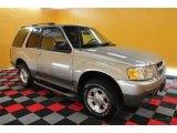 2003 Silver Birch Metallic Ford Explorer Sport XLS 4x4 #27169749