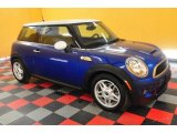 2007 Lightning Blue Metallic Mini Cooper S Hardtop #27169751