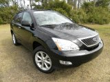 2009 Obsidian Black Lexus RX 350 #27234964