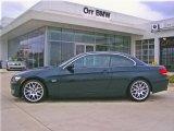 2007 Deep Green Metallic BMW 3 Series 328i Convertible #27169659