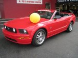 2005 Torch Red Ford Mustang GT Premium Convertible #27169666