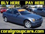 2003 Steel Blue Metallic BMW 3 Series 325i Sedan #27170057