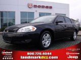 2006 Black Chevrolet Impala LTZ #27235203