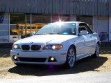 2004 Alpine White BMW 3 Series 330i Convertible #27169783