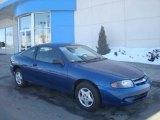 2003 Arrival Blue Metallic Chevrolet Cavalier Coupe #27170070