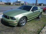 2005 Legend Lime Metallic Ford Mustang GT Premium Coupe #27169793