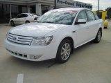 2008 White Suede Lincoln MKZ Sedan #27169566