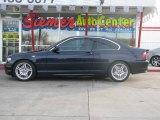 2004 Orient Blue Metallic BMW 3 Series 330i Coupe #2724988