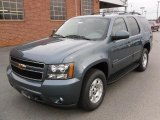 2010 Blue Granite Metallic Chevrolet Tahoe LT 4x4 #27169934