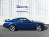 2006 Vista Blue Metallic Ford Mustang GT Premium Coupe #27169946