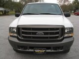 2004 Oxford White Ford F250 Super Duty XL Regular Cab #27169854