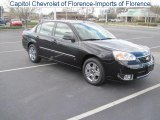 2007 Black Chevrolet Malibu LT Sedan #27169967