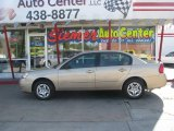 2007 Sandstone Metallic Chevrolet Malibu LS Sedan #2724950