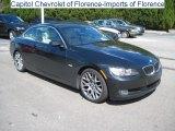 2007 Black Sapphire Metallic BMW 3 Series 328i Convertible #27169968